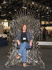 The Iron Throne is mine!