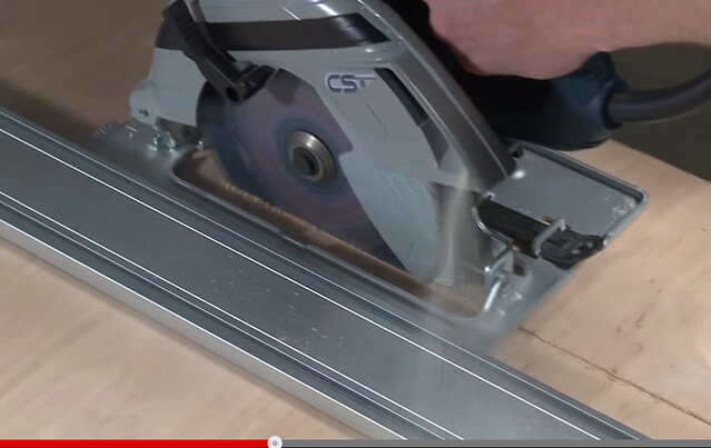 The WTX Clamp Edge can reduce typical two-person cutting jobs down to a solo project