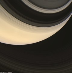 Ring Shadows on Saturn