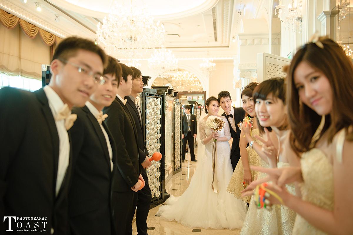 [婚攝] 之珩 & 立忻 婚禮紀錄@頂鮮101
