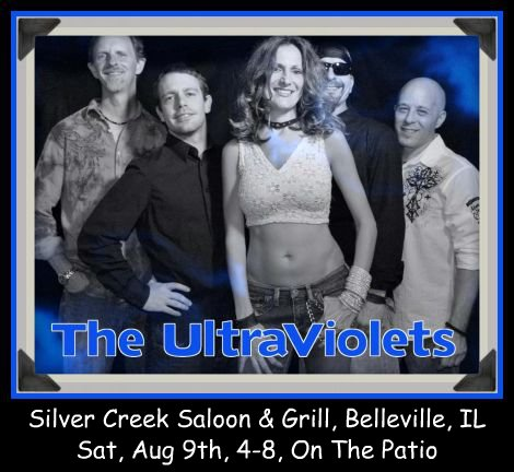 The UltraViolets 8-9-14