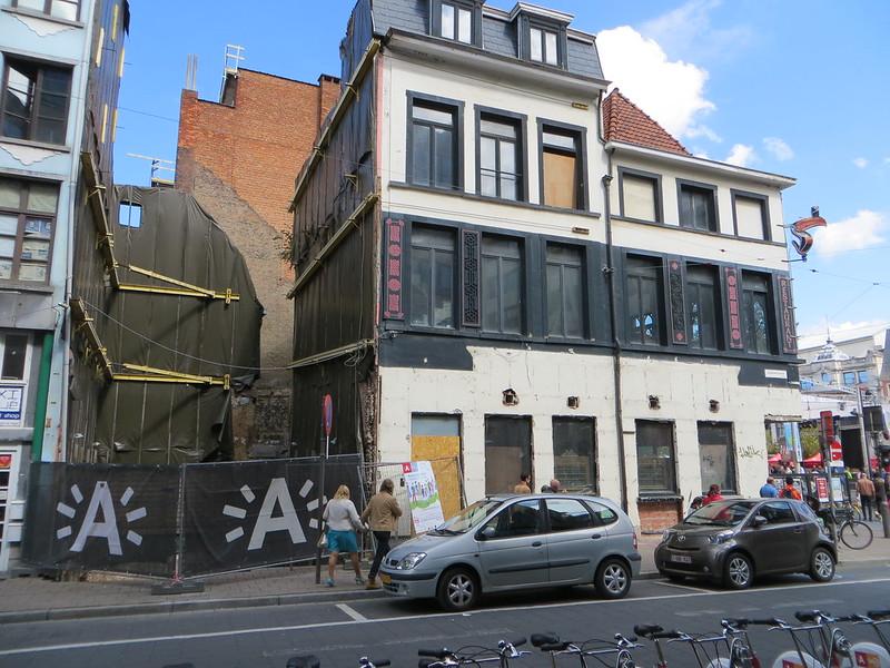 Antwerpen centrum grote markt groenplaats page 53 skyscrapercity - Naar beneden meubels huis ter wereld ...