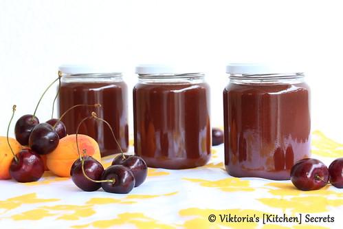 Marillen- Kirsch Marmelade, Viktoria's [Kitchen] Secrets