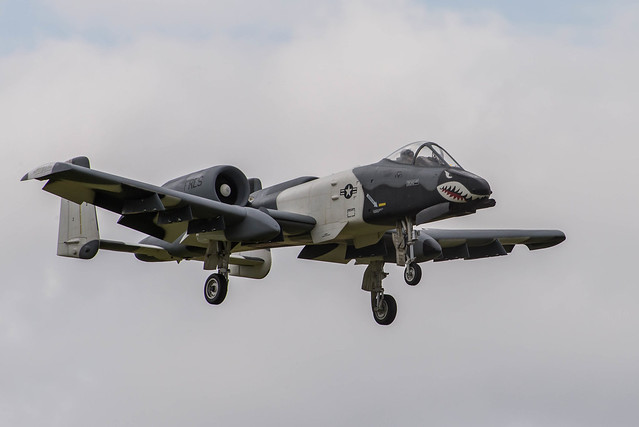 RC Fairchild A-10