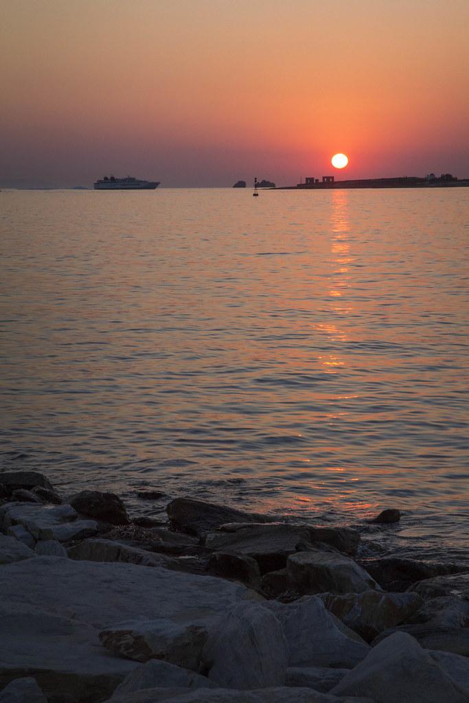 Paros-sunset-2