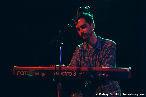 Clap Your Hands Say Yeah @ The Crocodile, Seattle 8/2/14