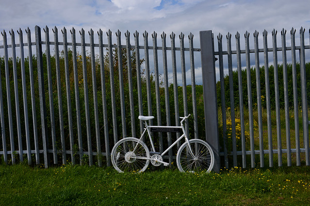 Magilligan Ghost Bike
