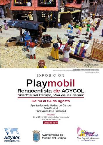 Playmobil Renacentista de ACYCOL
