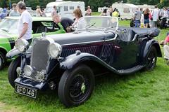 Singer 1.5 litre 4 seater Tourer (1933)