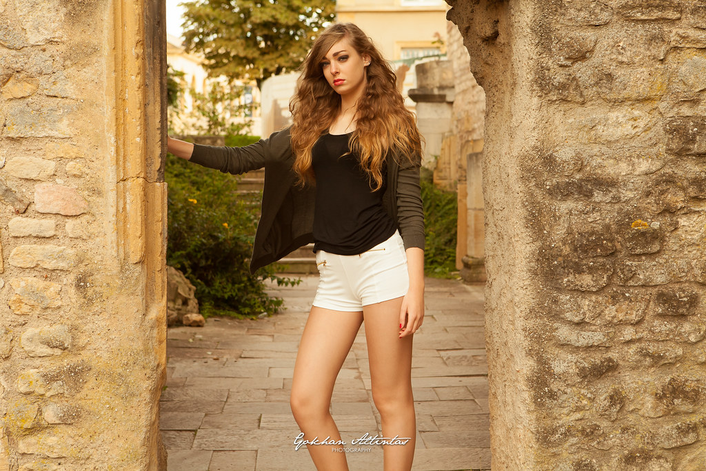 Letizia Helfer Model