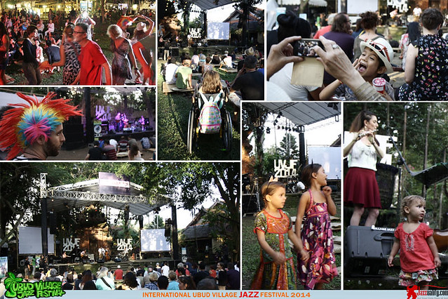 Ubud Village Jazz Festival 2014 - Titbits (8)