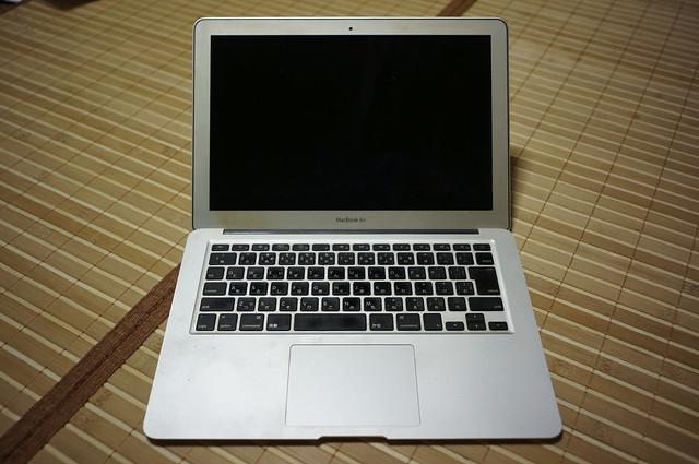 起動しなくなったMacBookAir2010からデータ救出して、新規MacBookAirにデータ移行する!