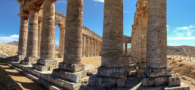 Greek Temple, Segesta - Sicily, Italy