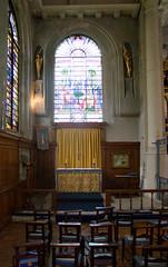 musicians memorial chapel