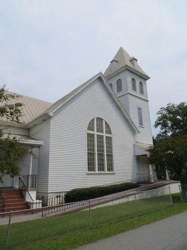 church georgia historicdistrict nrhp effinghamcounty posrus ©lancetaylor