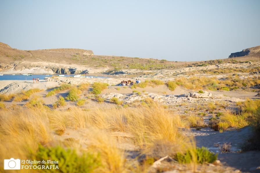 Playa de los genoves