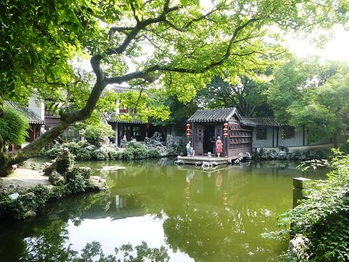 Jiangsu-Tongli-Jardin Tuisi (9)