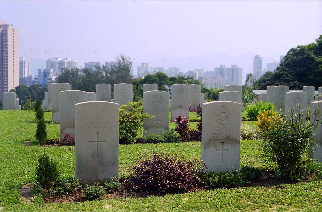 西灣國殤紀念墳場