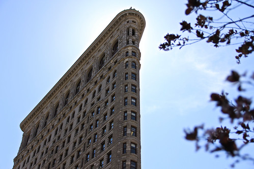 New York, the Flatiron