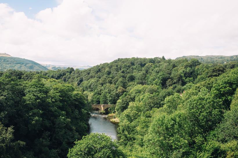 Caravanning, North Wales