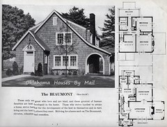 Standard Home Plans 1926 The Beaumont