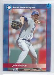 11416 U. S. Jewish Sport Baseball John Grabow