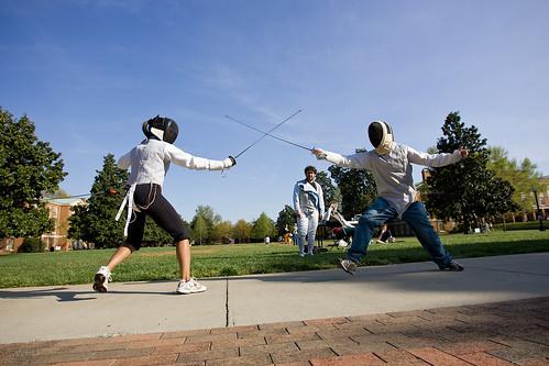 Club Fencing