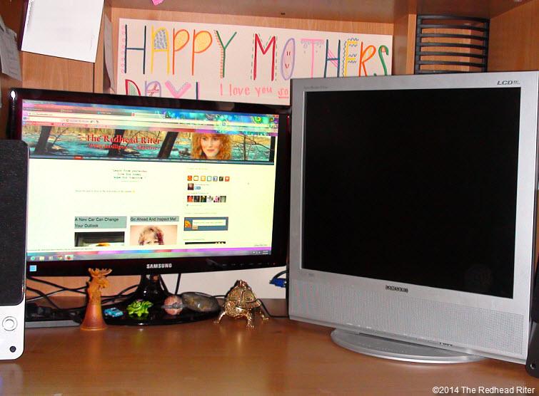 old computer monitor new computer monitor
