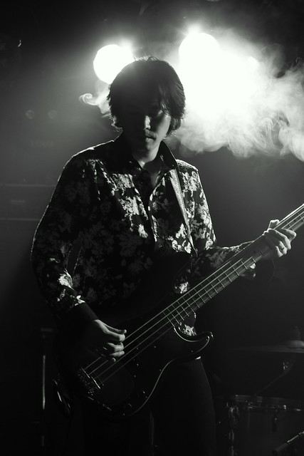Tangerine live at Outbreak, Tokyo, 21 Aug 2014. 067