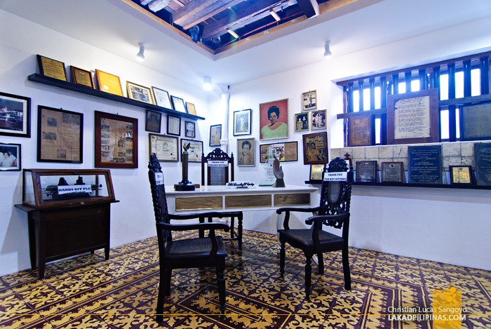 The Crisologo Museum in Vigan City