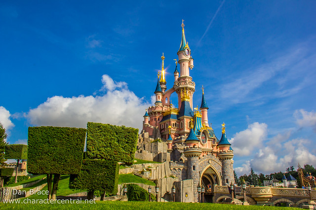 Sleeping Beauty Castle