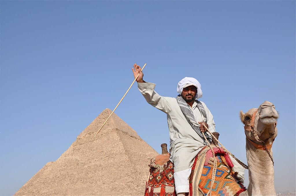 Drama by the Pyramids [Explored]