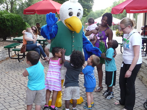 North Shore Bank Employee Picnic at the Milwaukee County Zoo