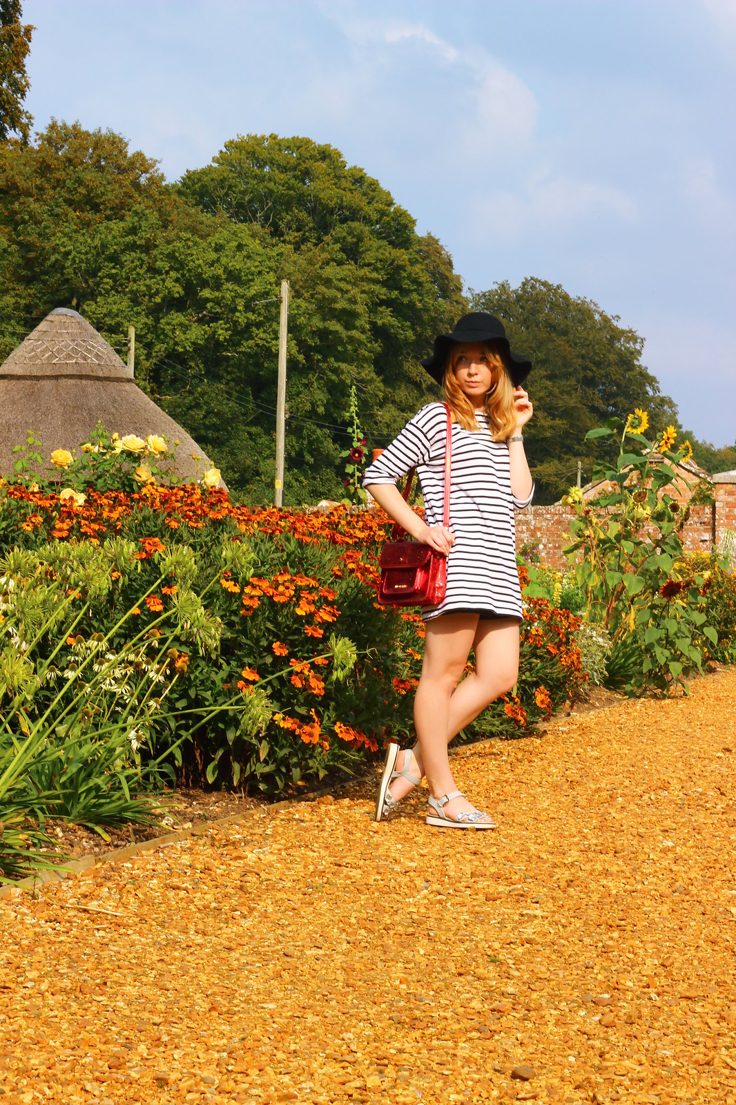 4stripesoutfit, photo, topshop, stripes, summer, fashion