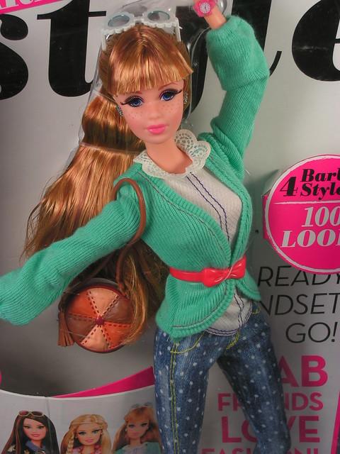 2013 Barbie Style Midge CBD30 (1)