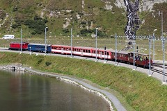 MGB - Special train