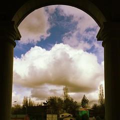 El cielo enmarcado
