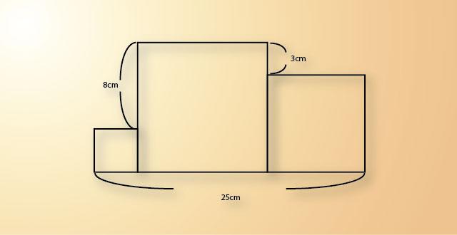 3つの正方形問題