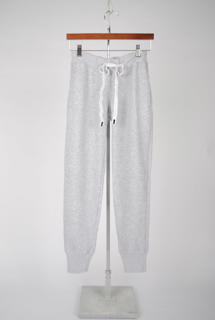 Distressed Heavy French Terry Sweatpants