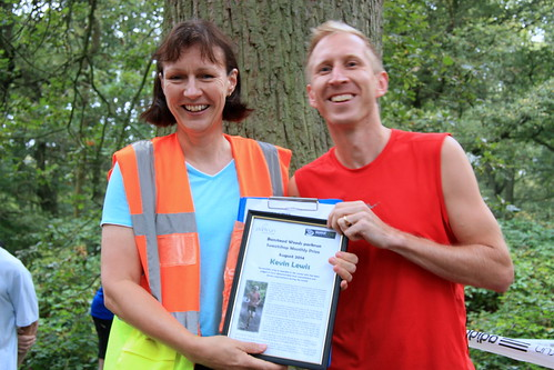 THE ONE WHERE LOTS OF PEOPLE SET PBs   Banstead Woods parkrun