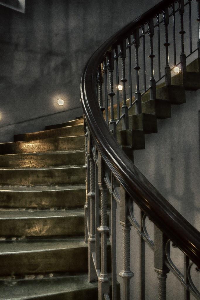 McManus Stairs