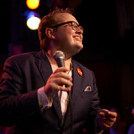 St. Paul and the Broken Bones give a room of FUV fans a big show at Rockwood Music Hall, 8/11/14. Photo by Gus Philippas