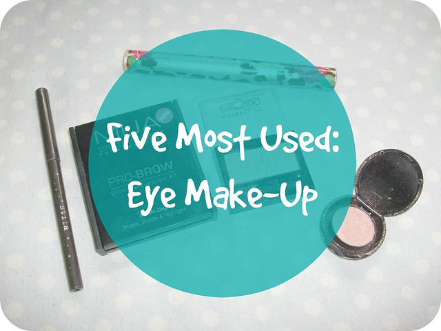 Five Most Used Eye Makeup