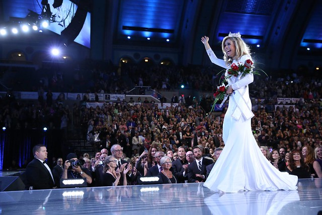 Miss America 2015 is Miss New York Kira Kazantsev