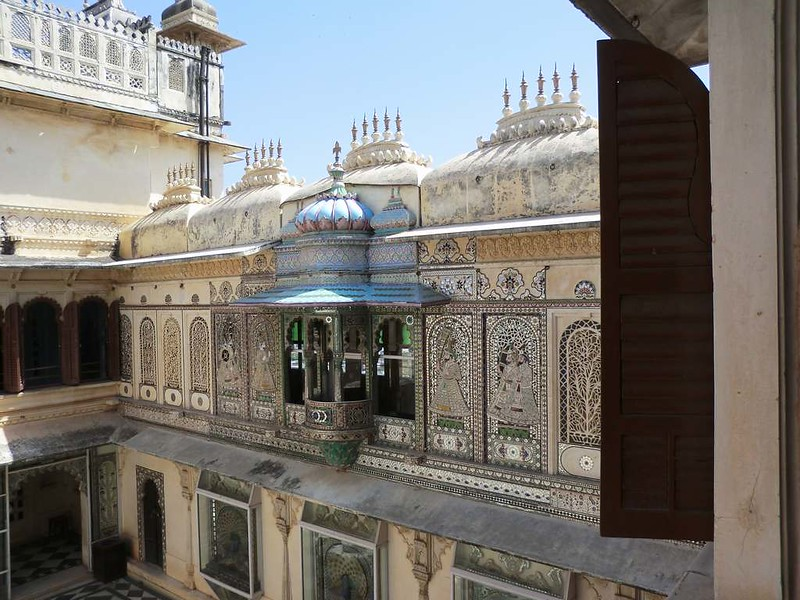 134 City Palace en Udaipur (27)