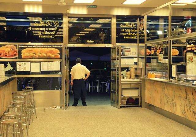 El Brillante | Onde comer em Madri