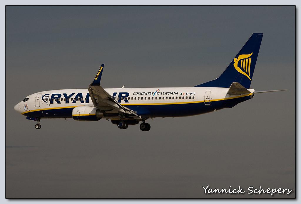 EI-DPC - B738 - Ryanair