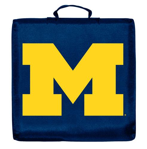 Michigan Wolverines Stadium Cushion