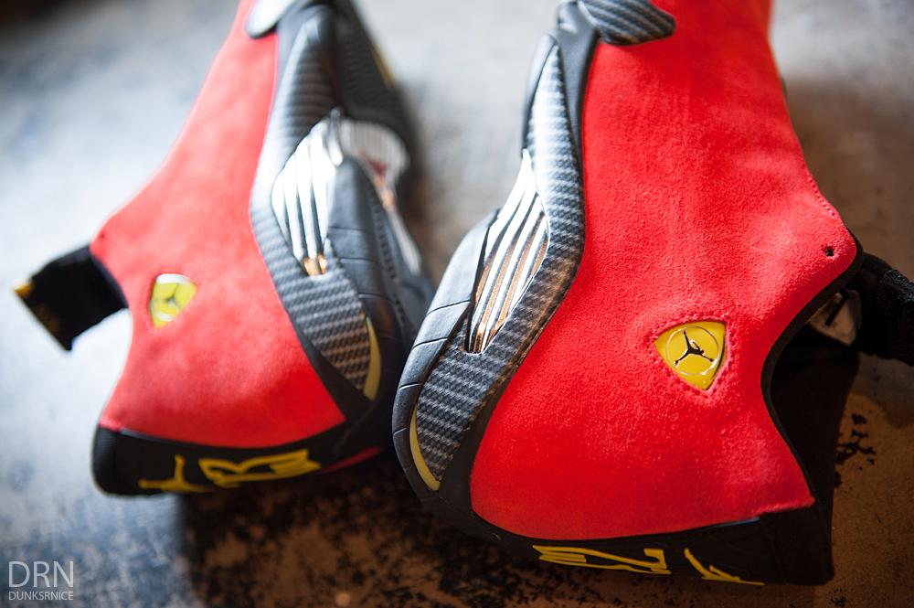 Ferrari XIV's.
