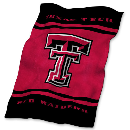 Texas Tech Red Raiders Ultrasoft Blanket